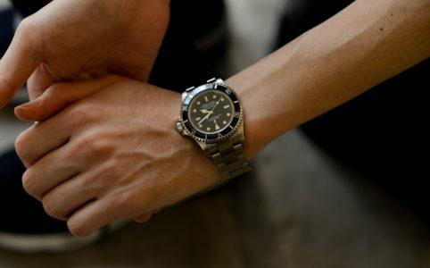 fine-timepieceさんの腕時計はロレックスのシードゥエラー