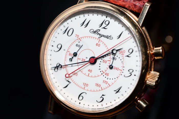 ハヤトさんの腕時計はブレゲの5247