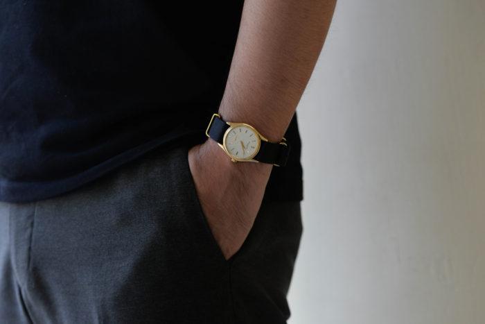 腕時計は男の宝飾品