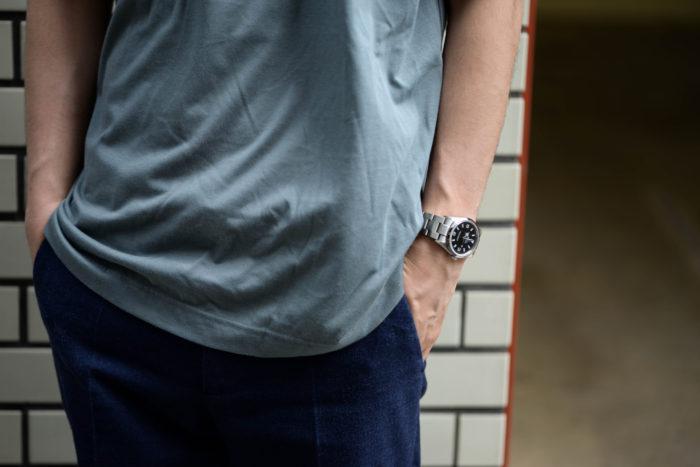 一生物の腕時計