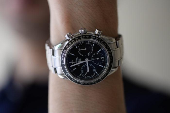 転職をきっかけに探した腕時計