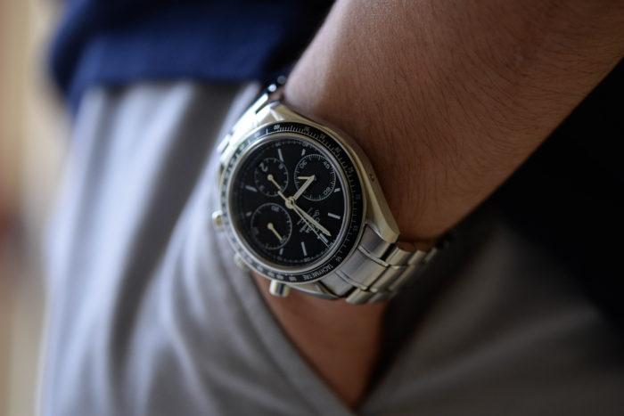 少し効果な腕時計