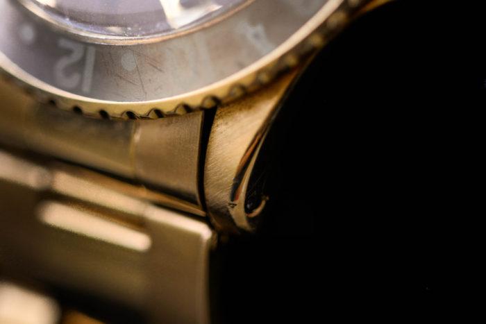 フォーマルな腕時計
