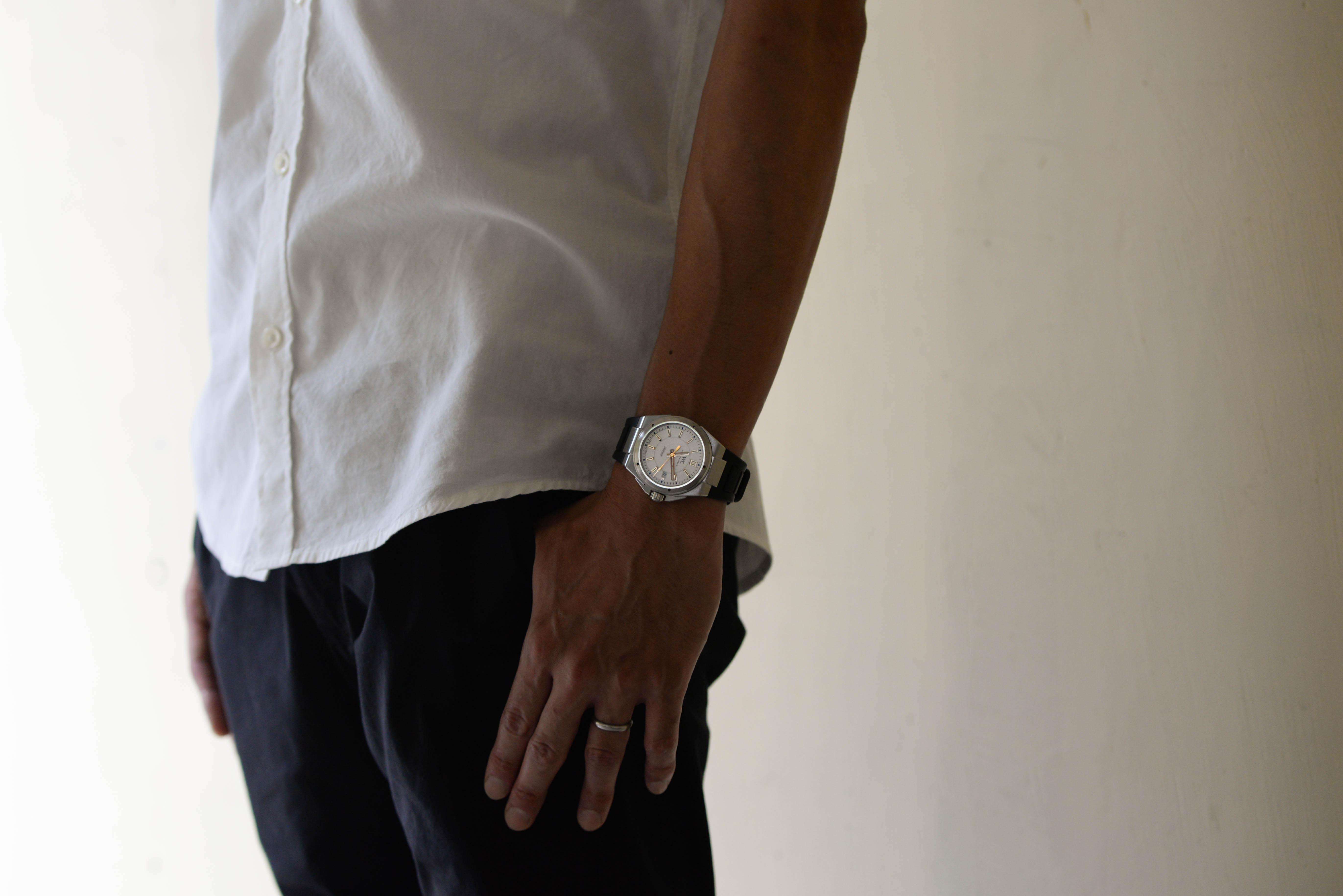 腕時計に興味をもったきっかけは23歳のとき
