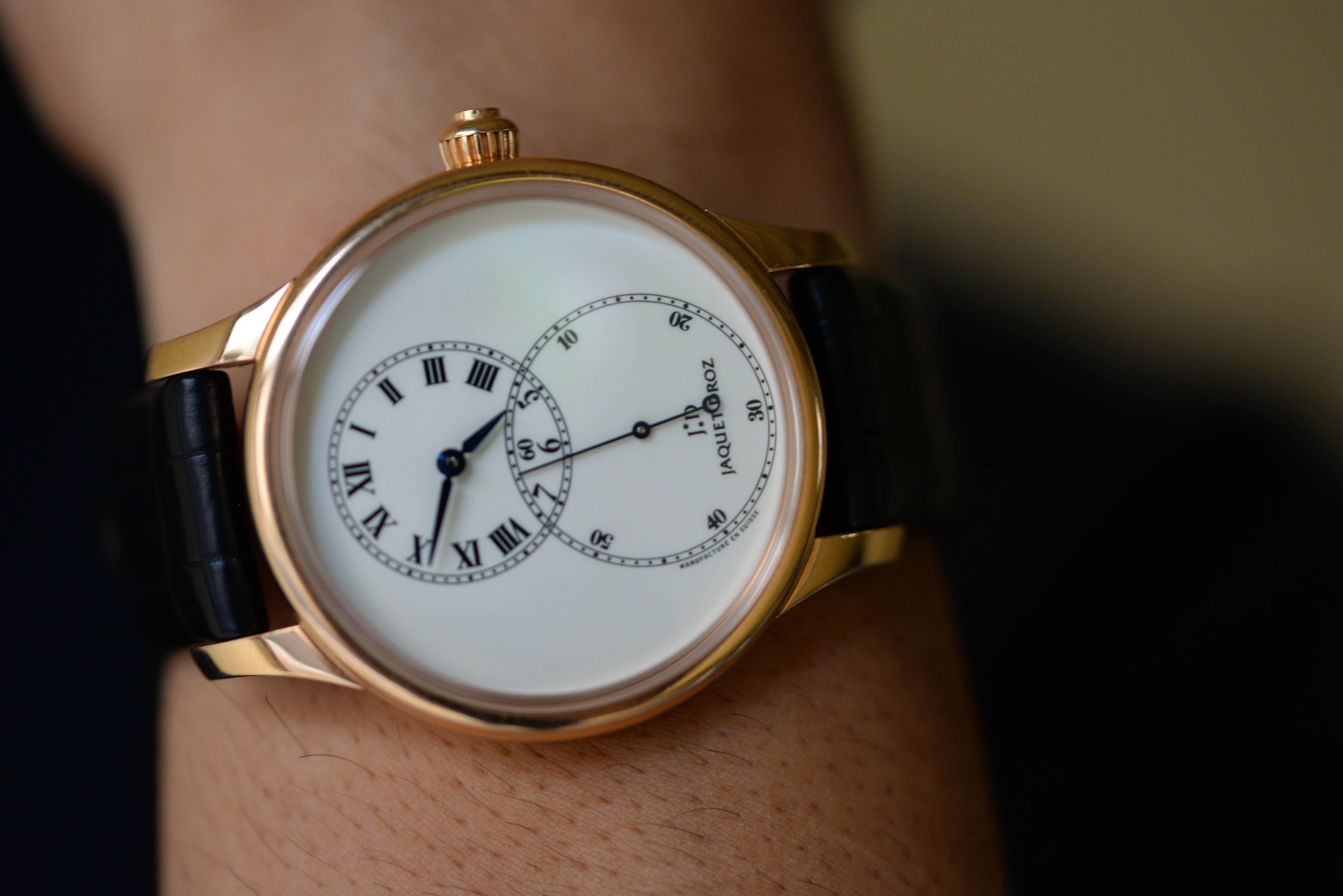 腕時計を着けていなかったので、腕時計に興味を持った