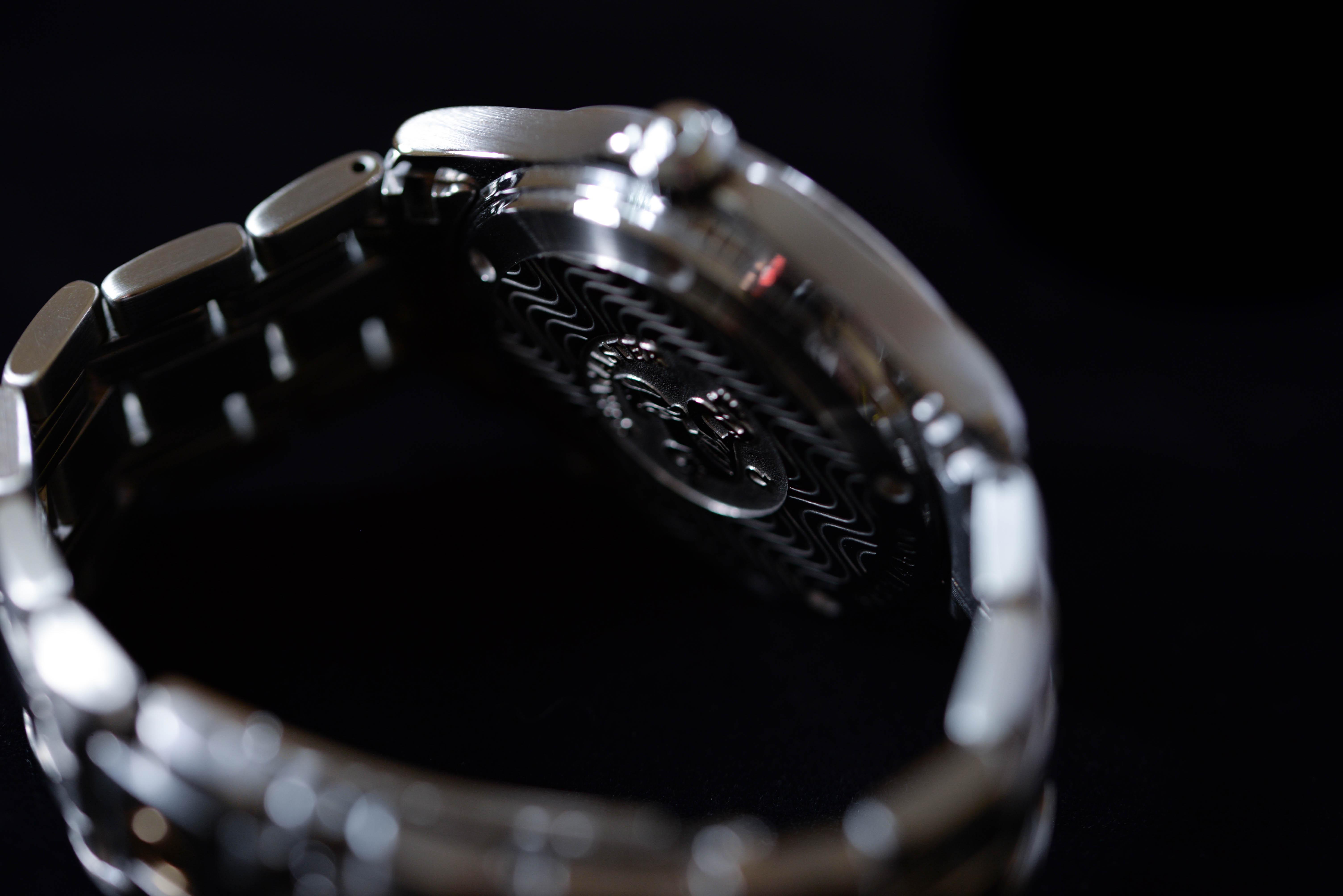 就職活動でも活躍した腕時計