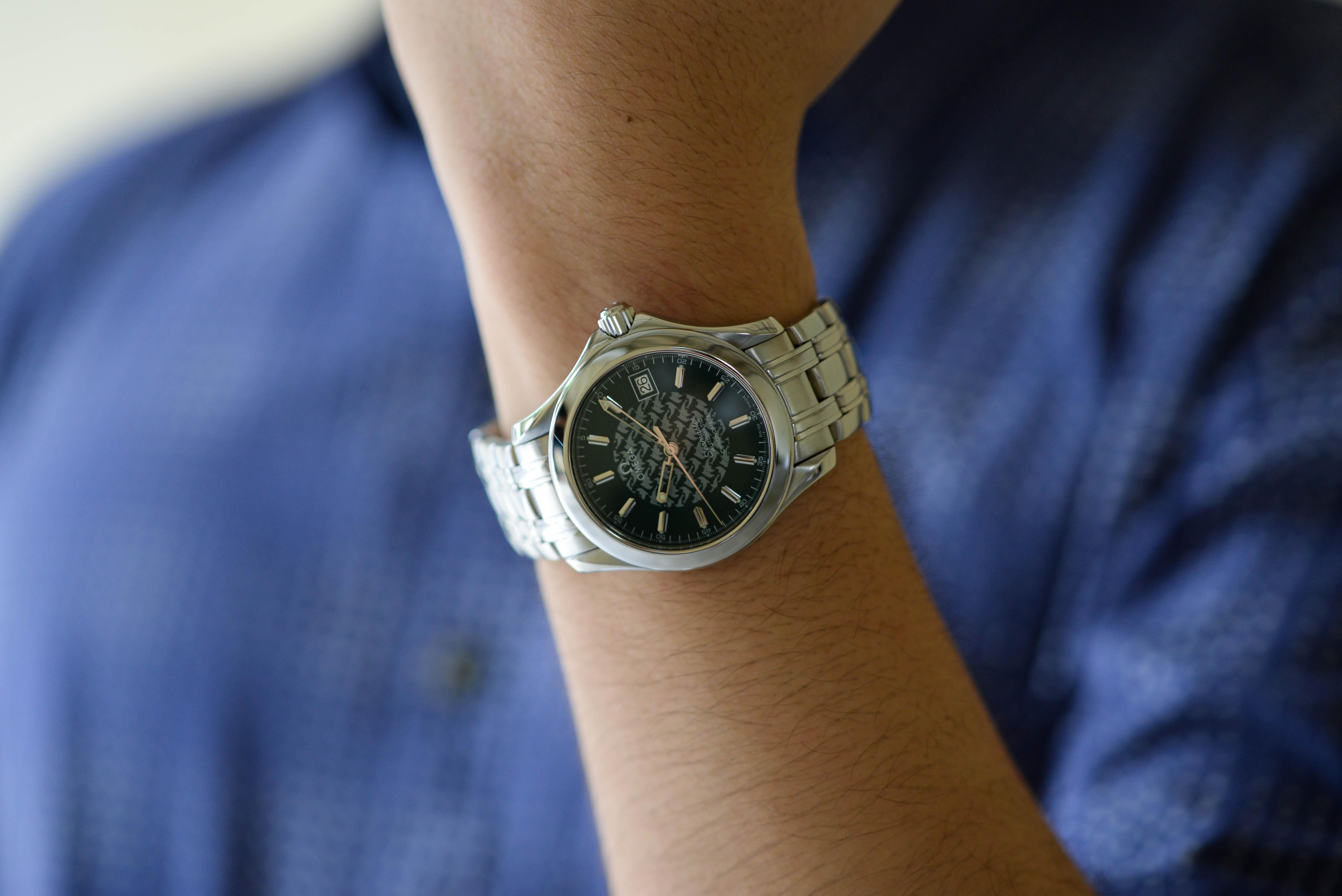 製造動画に感動して腕時計に興味をもった
