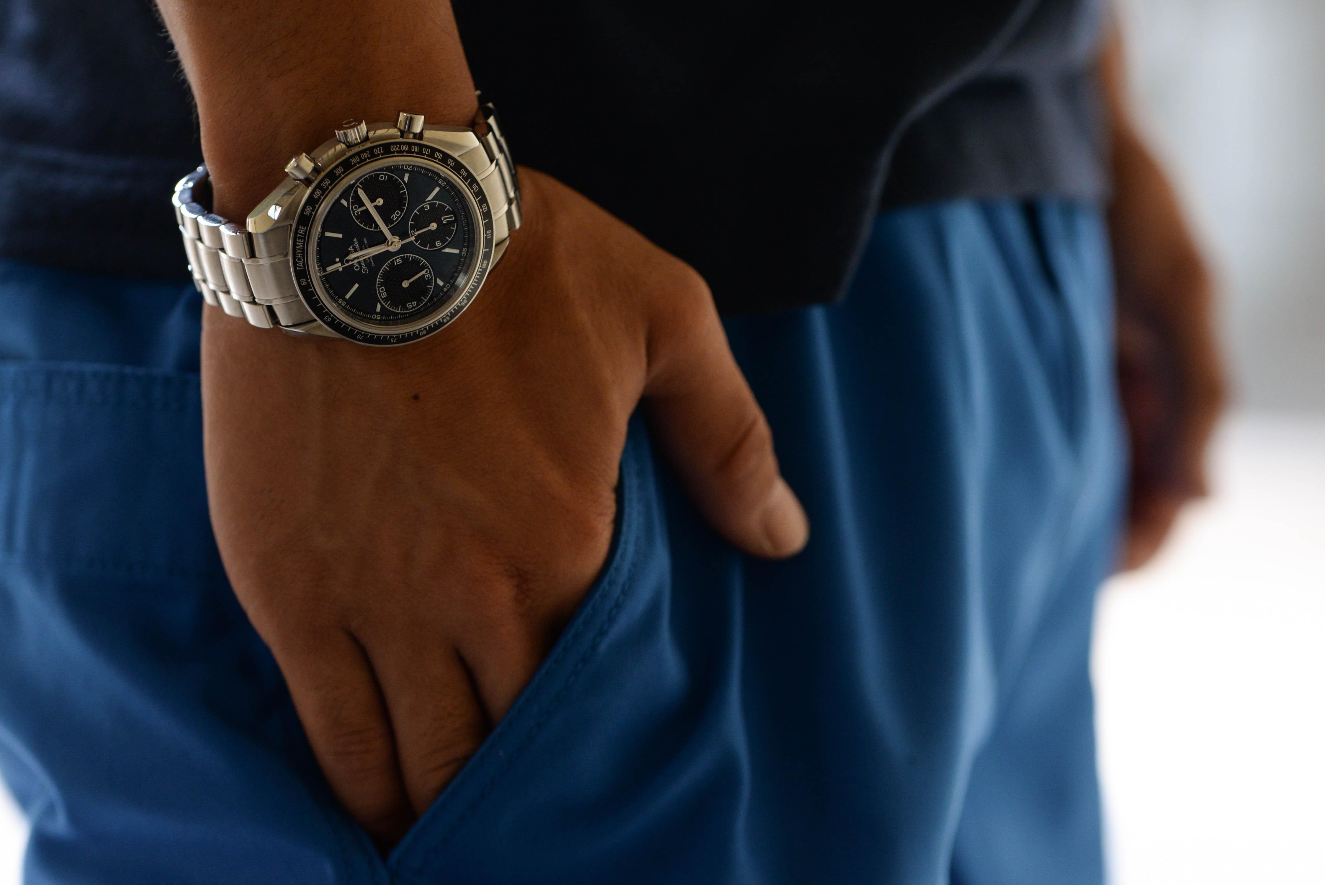 腕時計に興味をもったきっかけは007