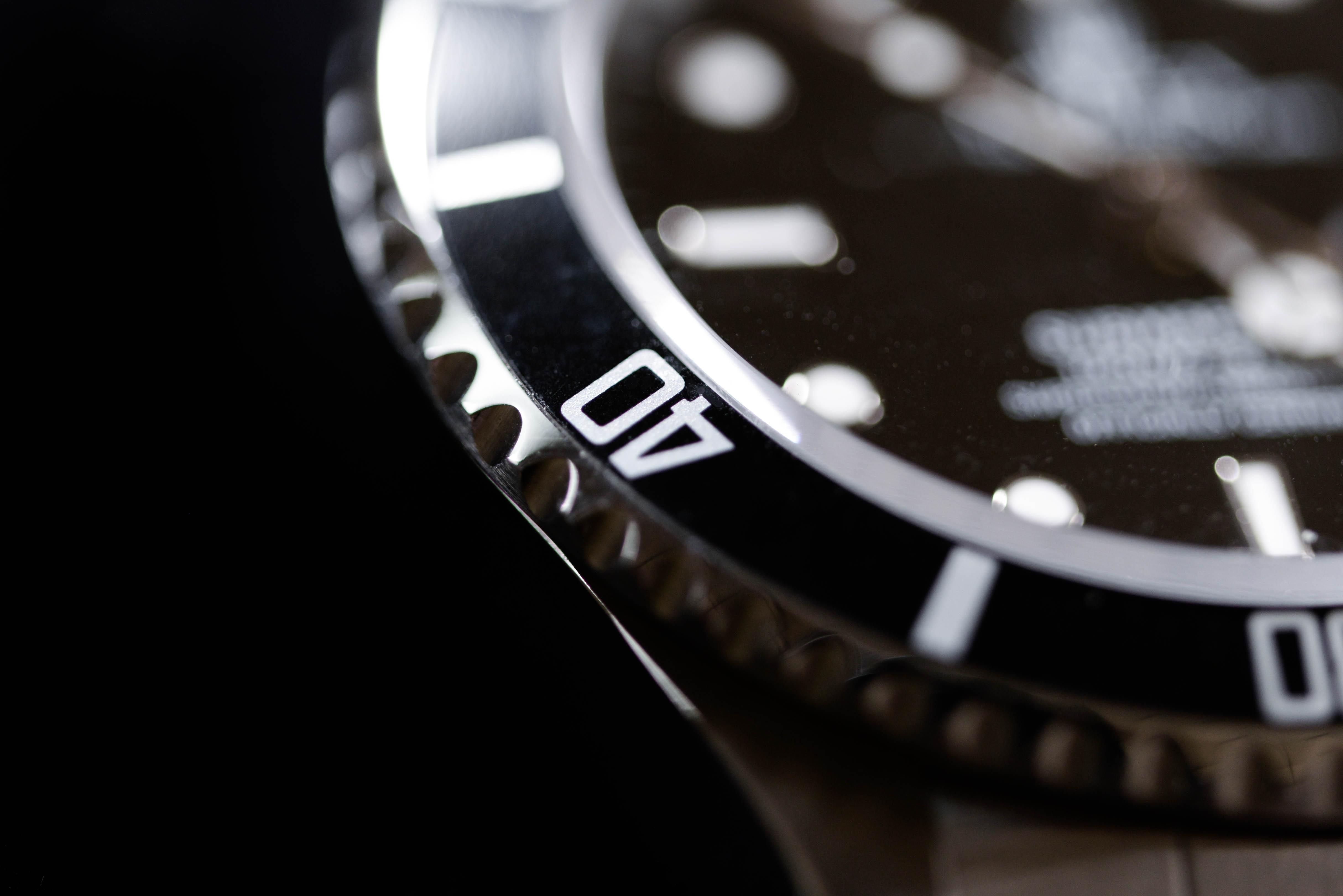 オーバーホールを自分で出すかわりに譲り受けた腕時計