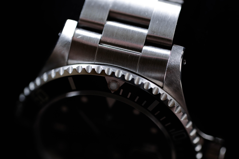 小さい頃からずっと見てきた腕時計