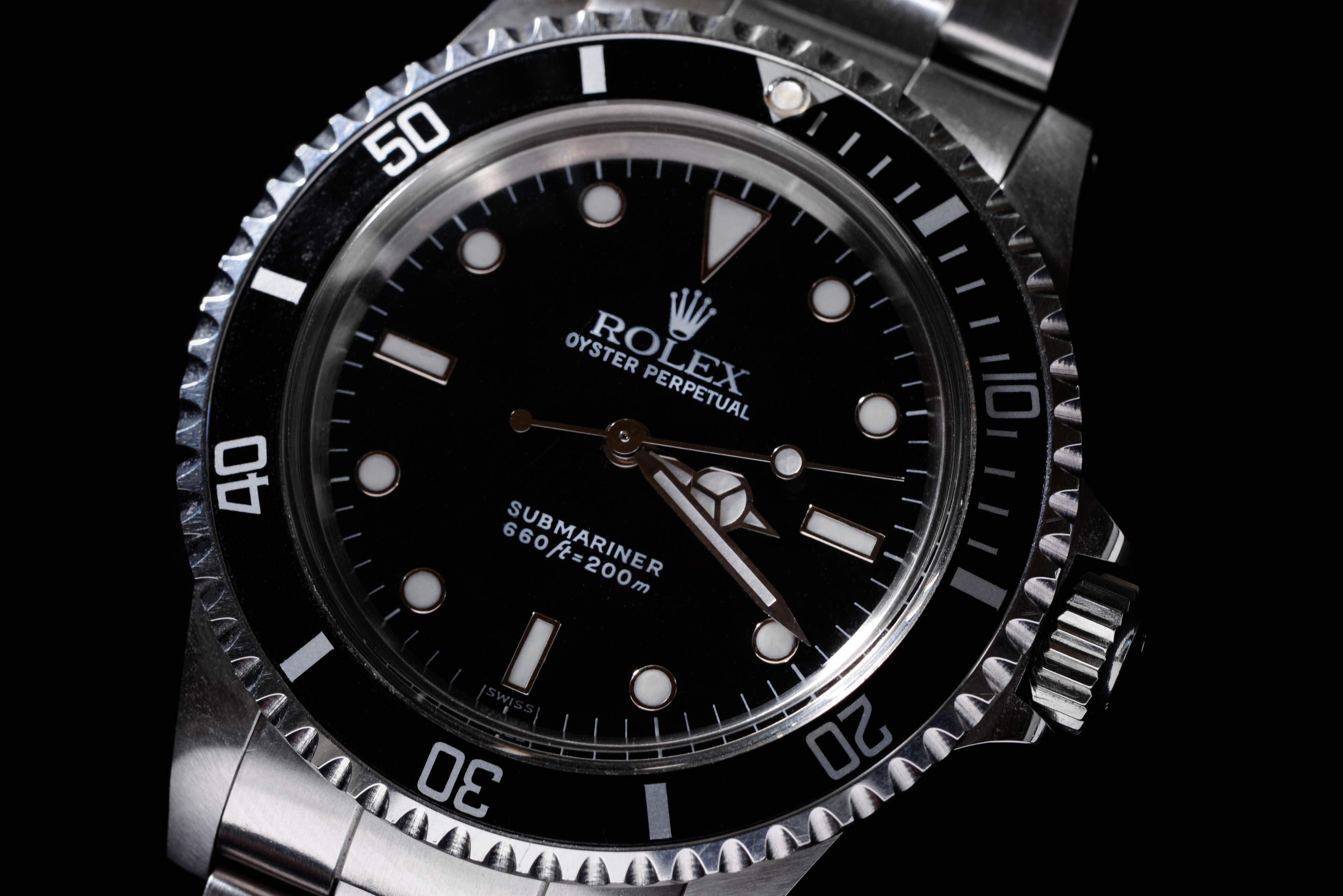 kazefukuyoruniさんの腕時計はロレックス サブマリーナ Ref.5513