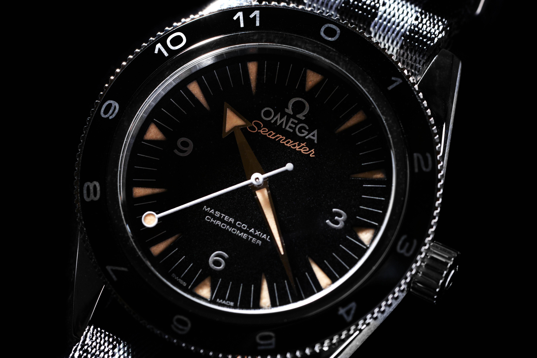 オメガ シーマスター 300 マスター コーアクシャル 41MM スペクター 限定モデル Ref.233.32.41.21.01.001