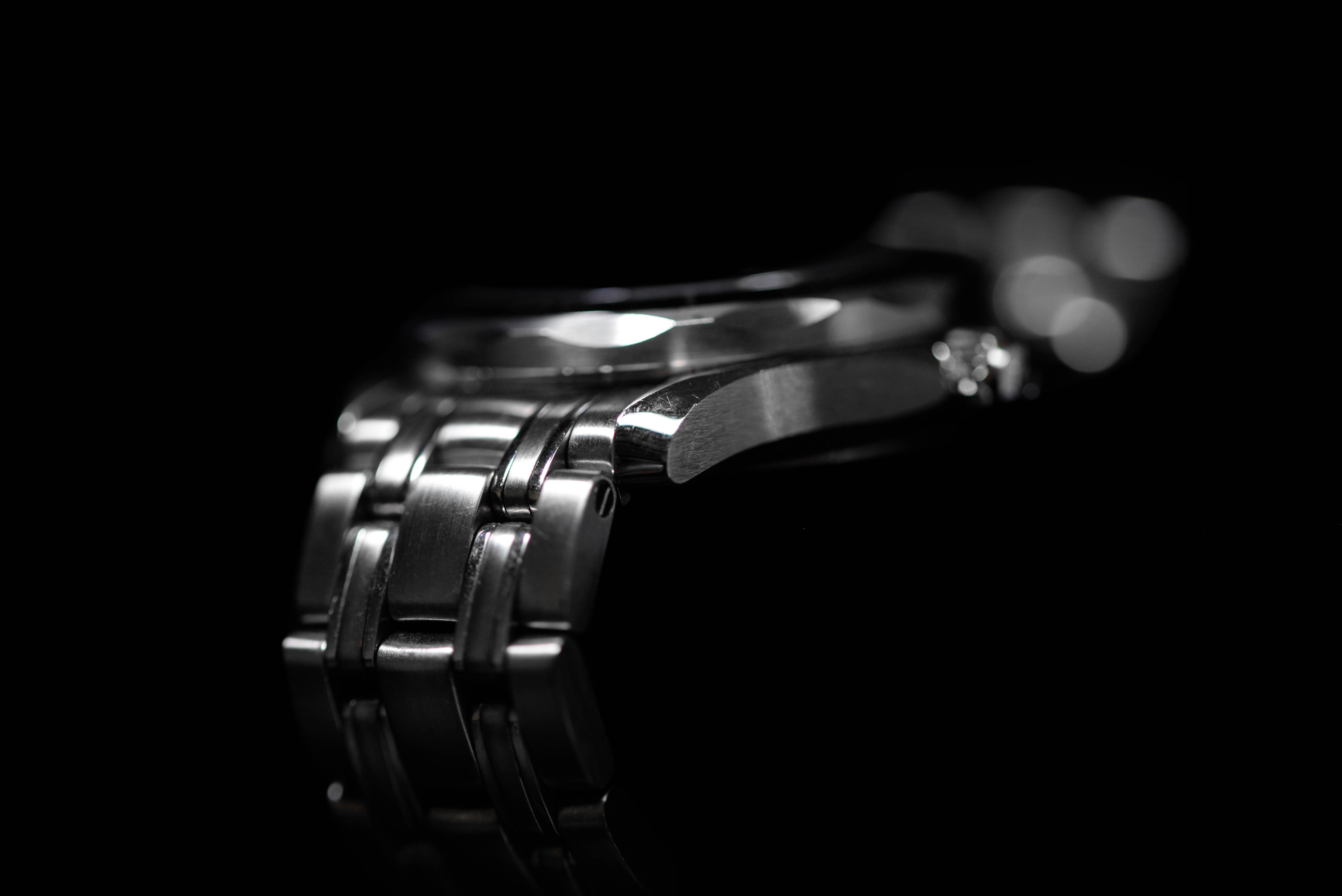 毎日使う腕時計