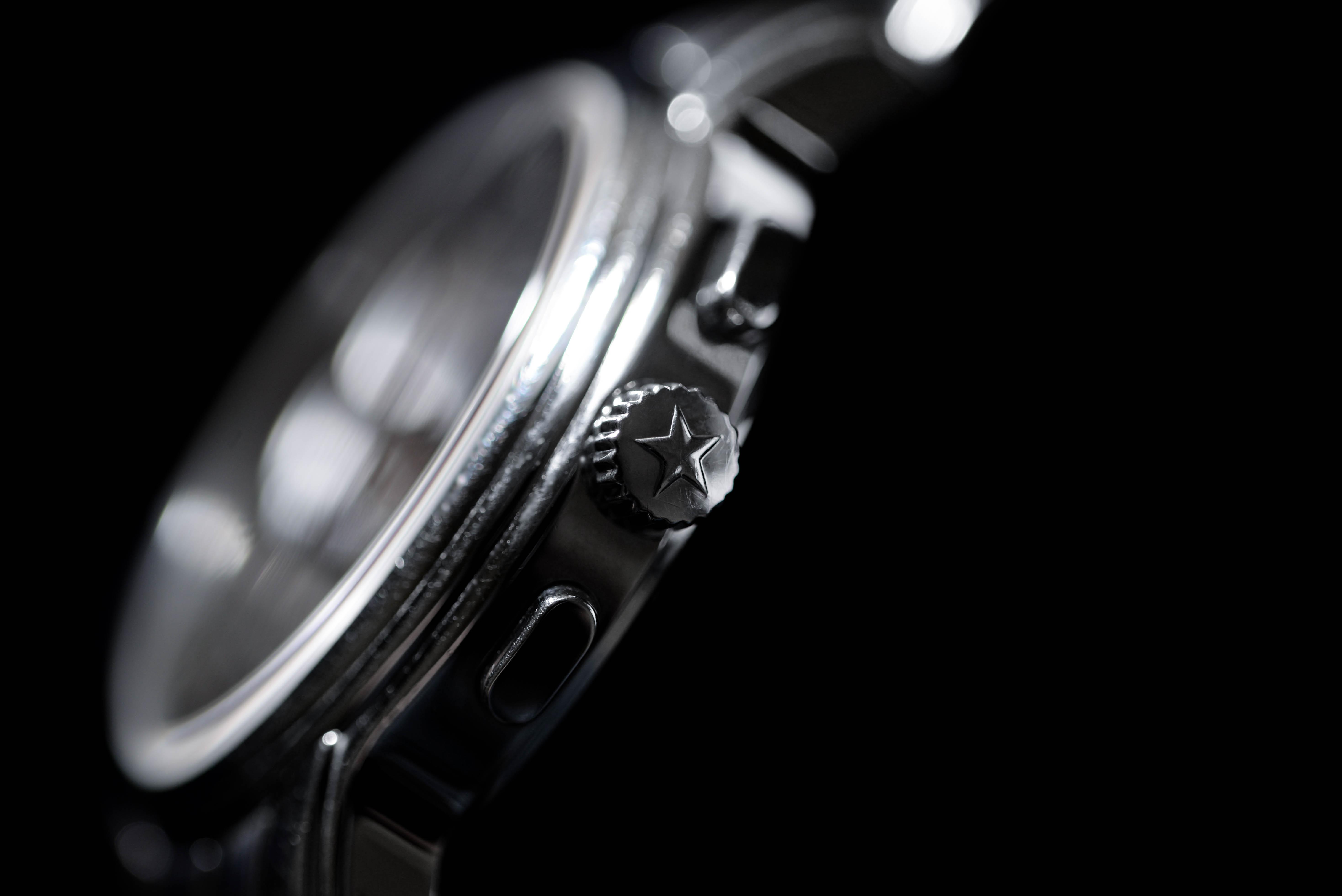 この腕時計は、オーバーホール済