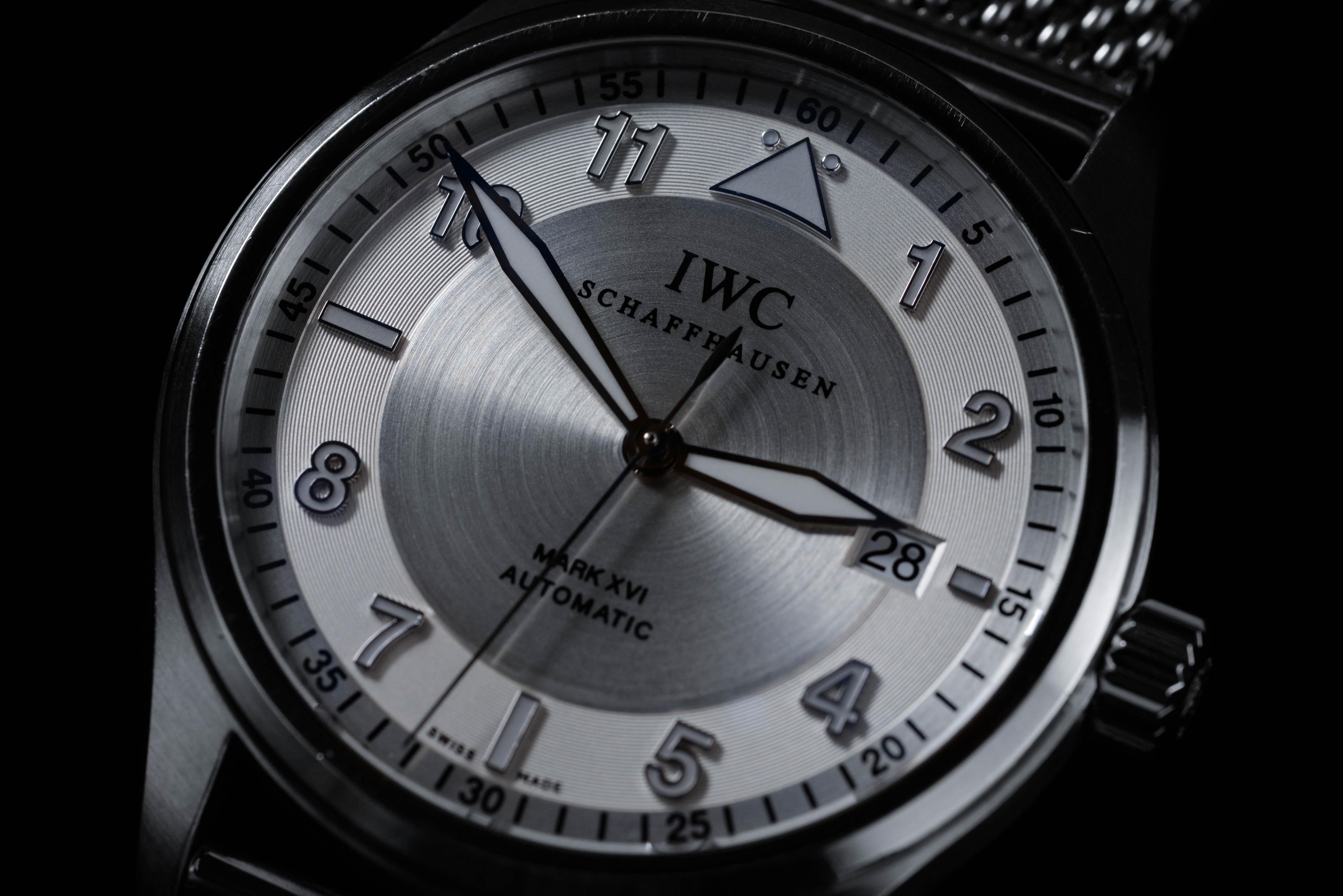 IWC スピットファイア マーク16 Ref.325502