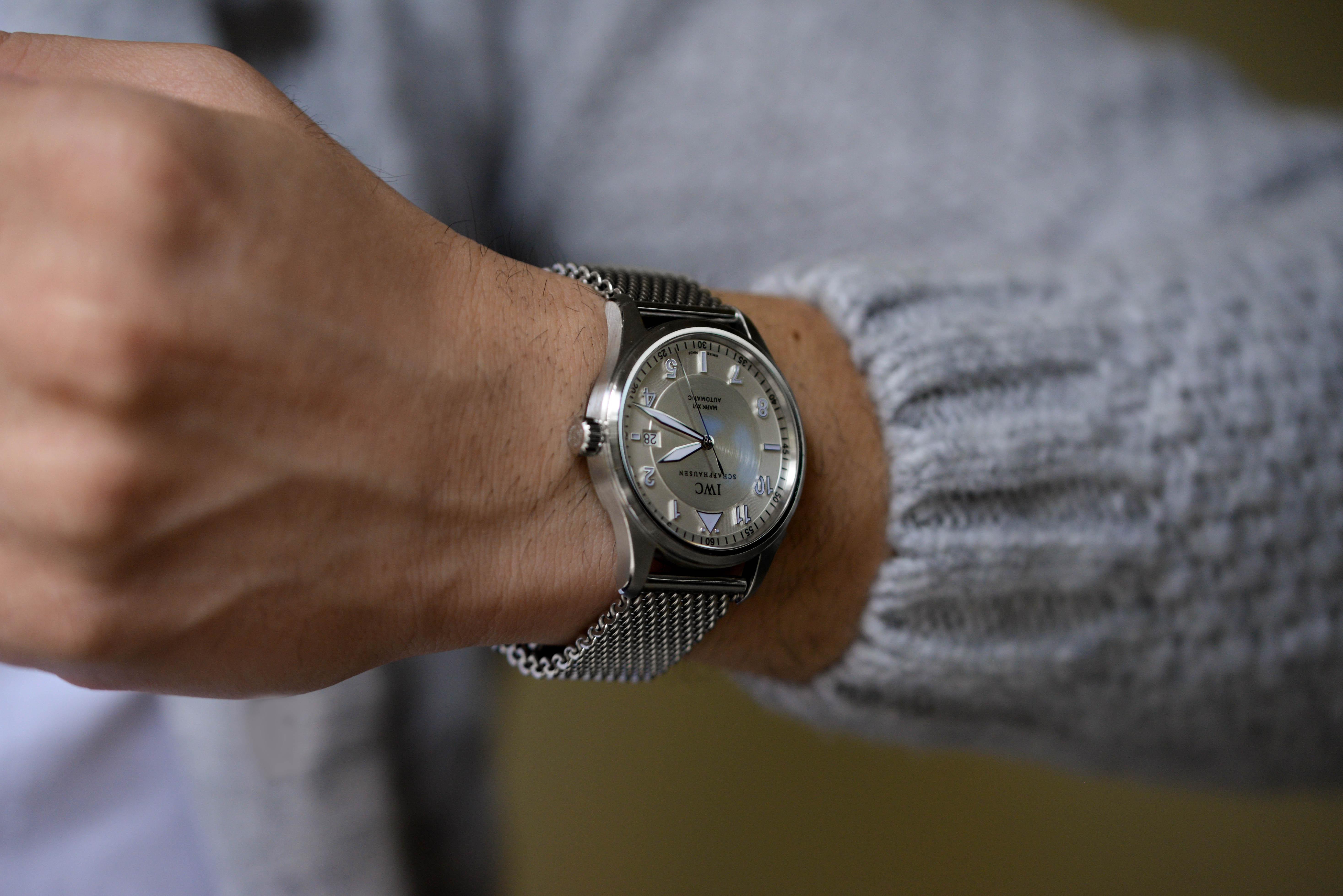 父親が愛用していた腕時計