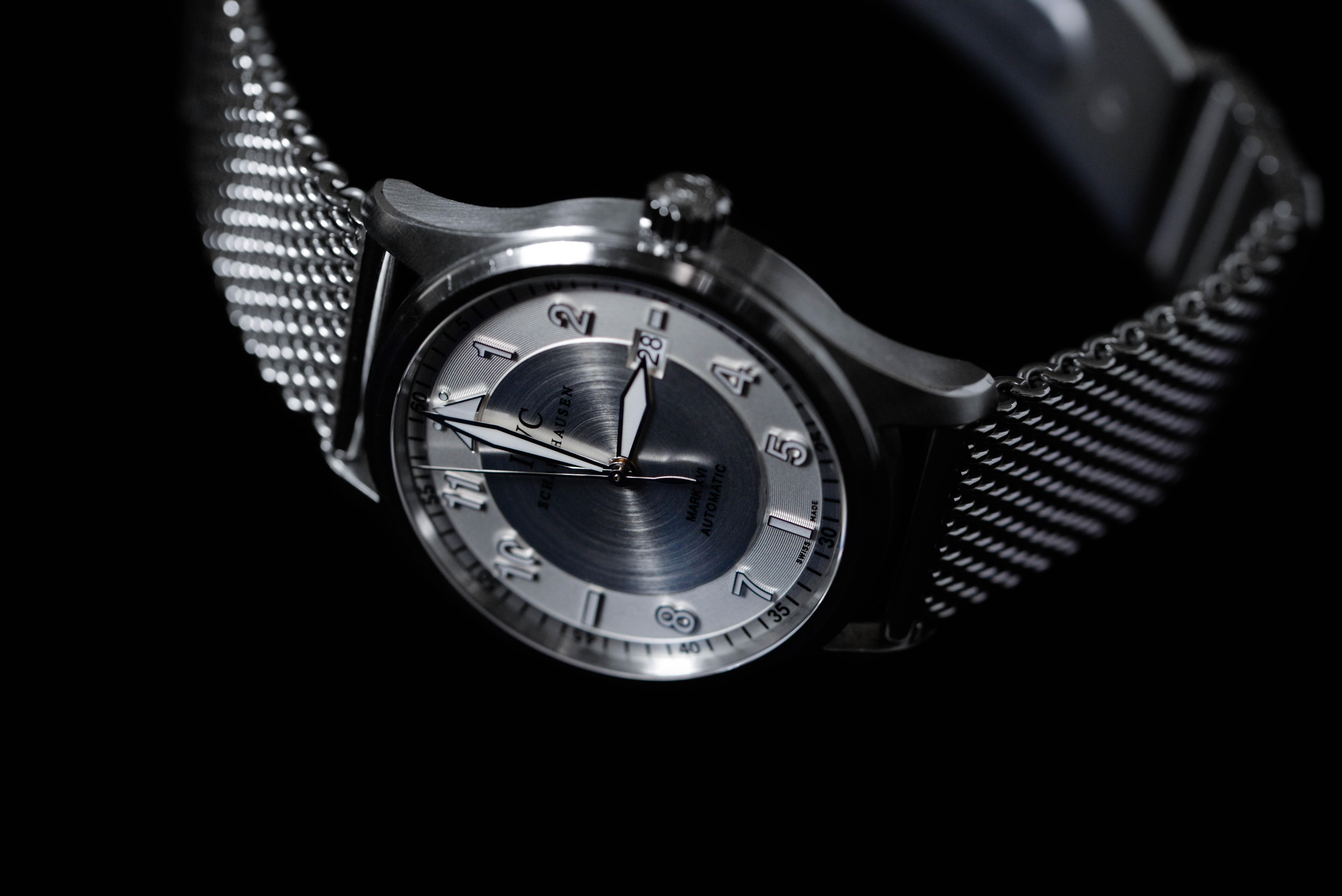 プレゼントしてもらった腕時計