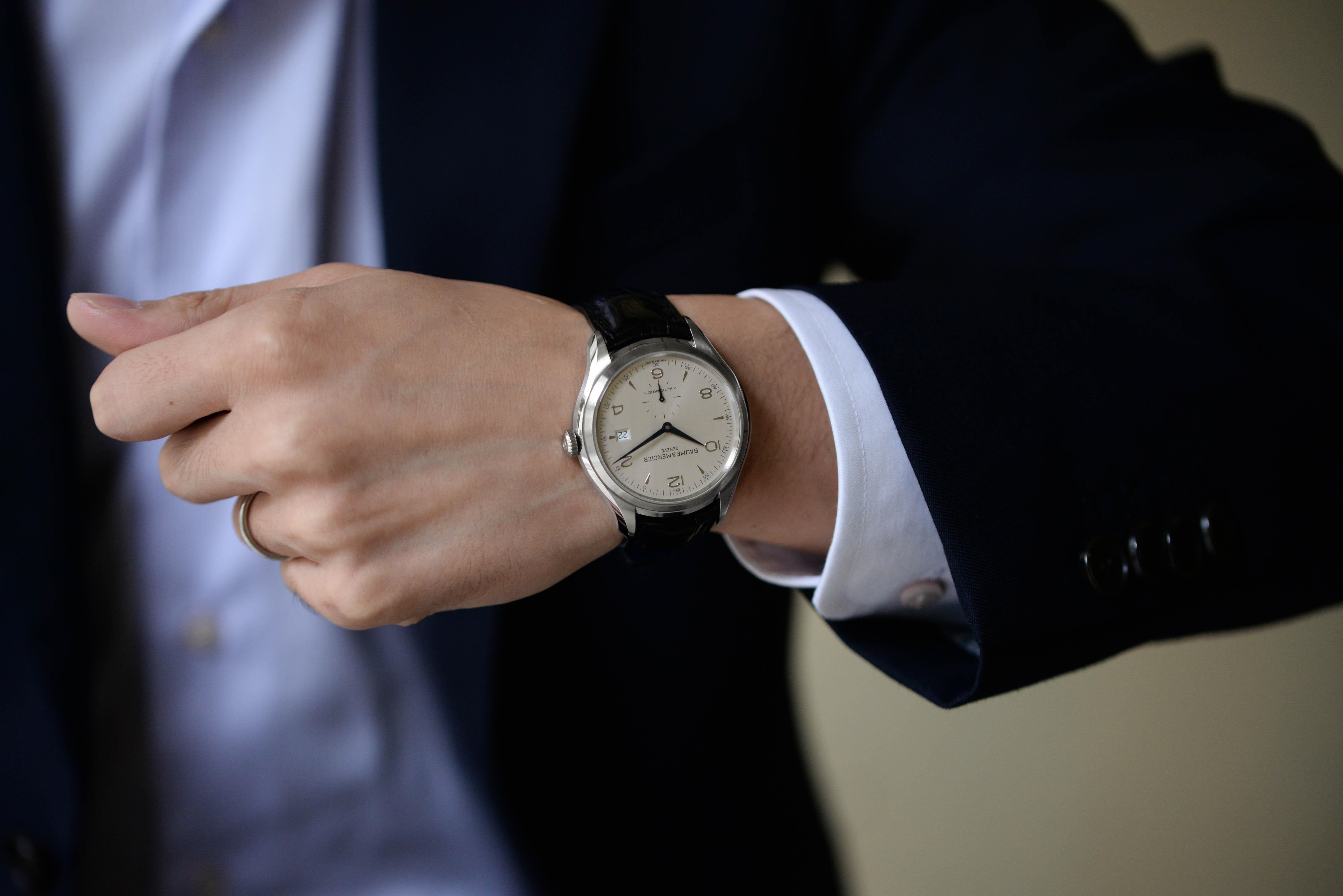 少し良い腕時計を買おうと思った