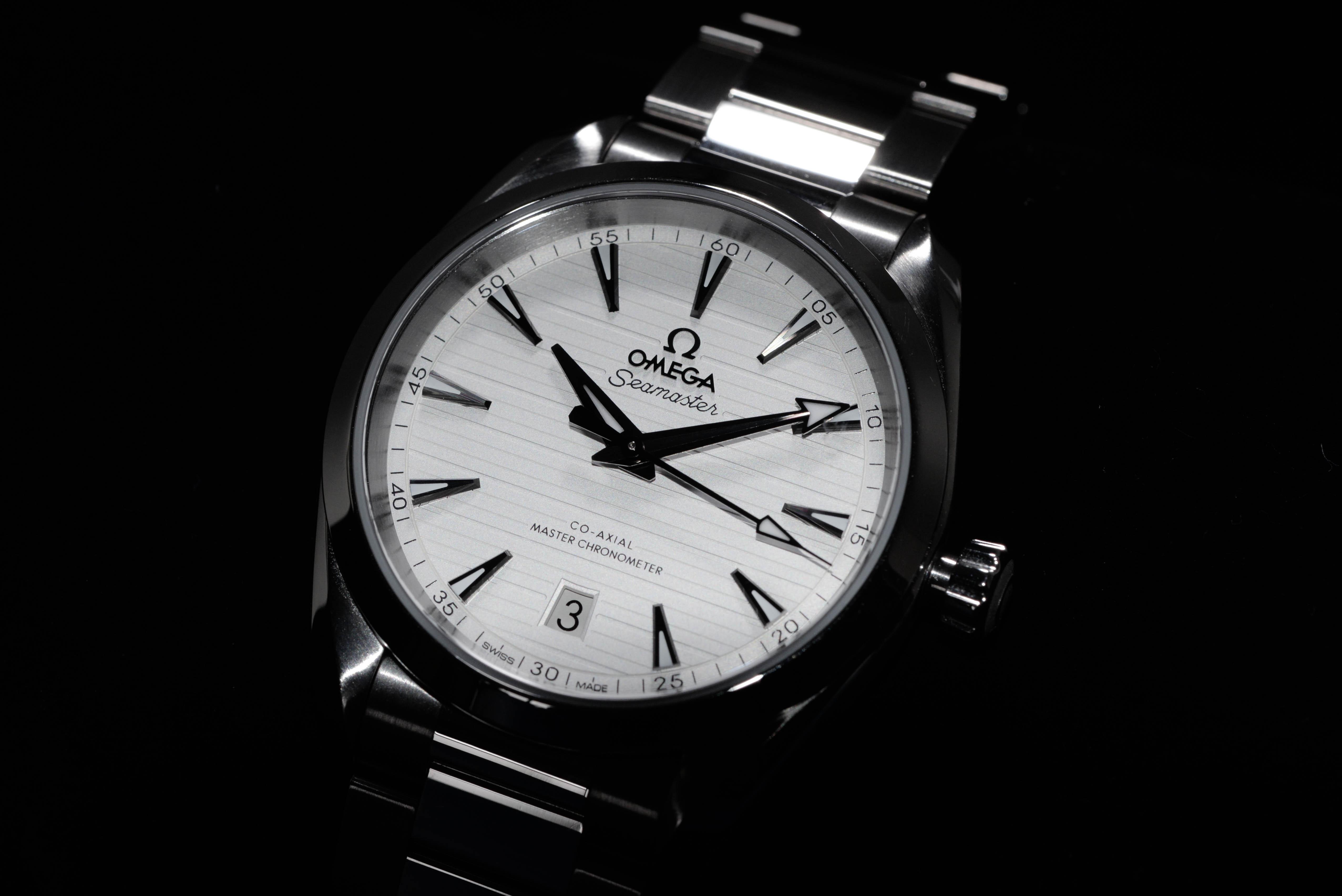 finest selection 5f617 2236c 30歳記念の腕時計、オメガ シーマスター アクアテラ 150M Ref ...
