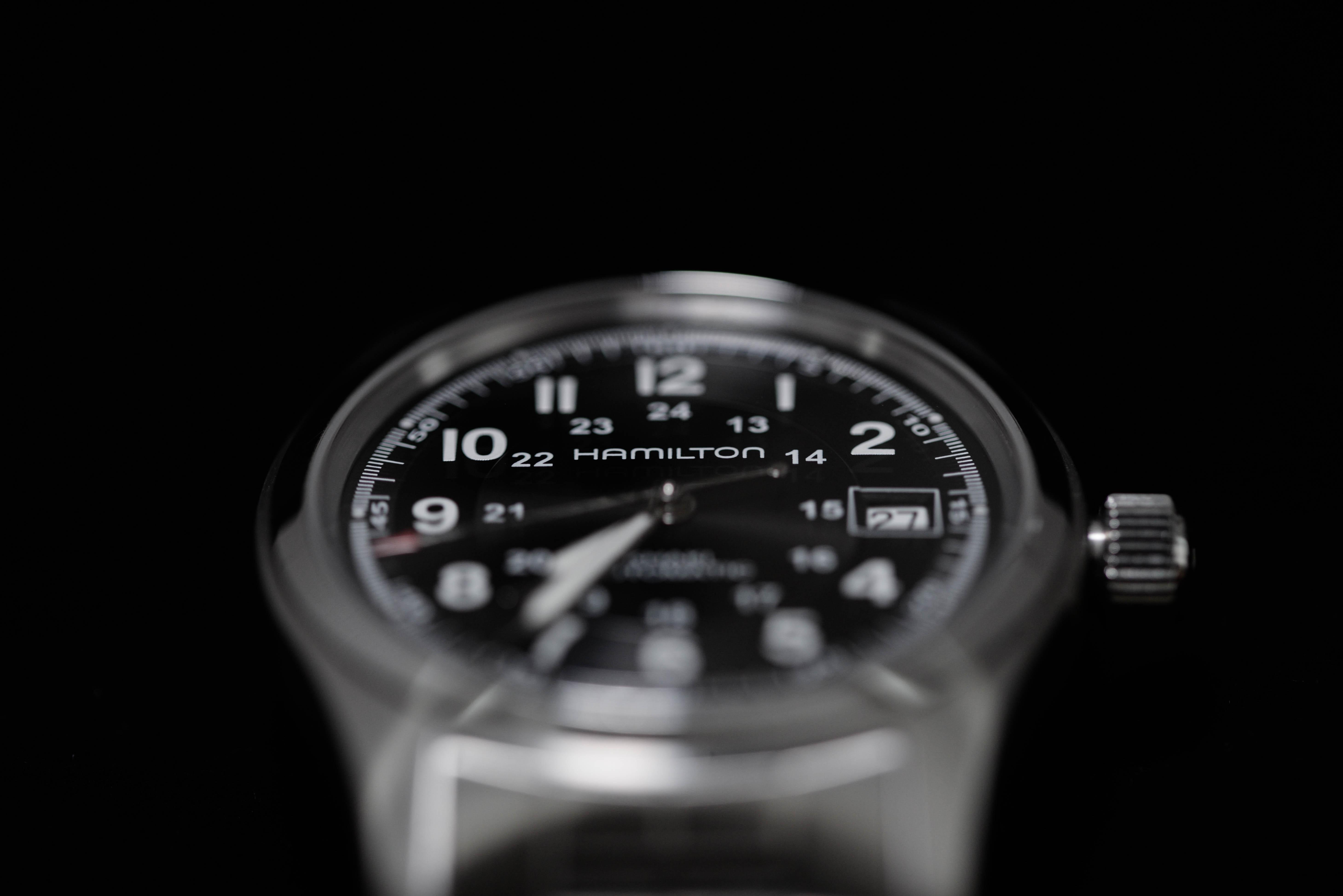 リーズナブル、けれど凄く良い腕時計