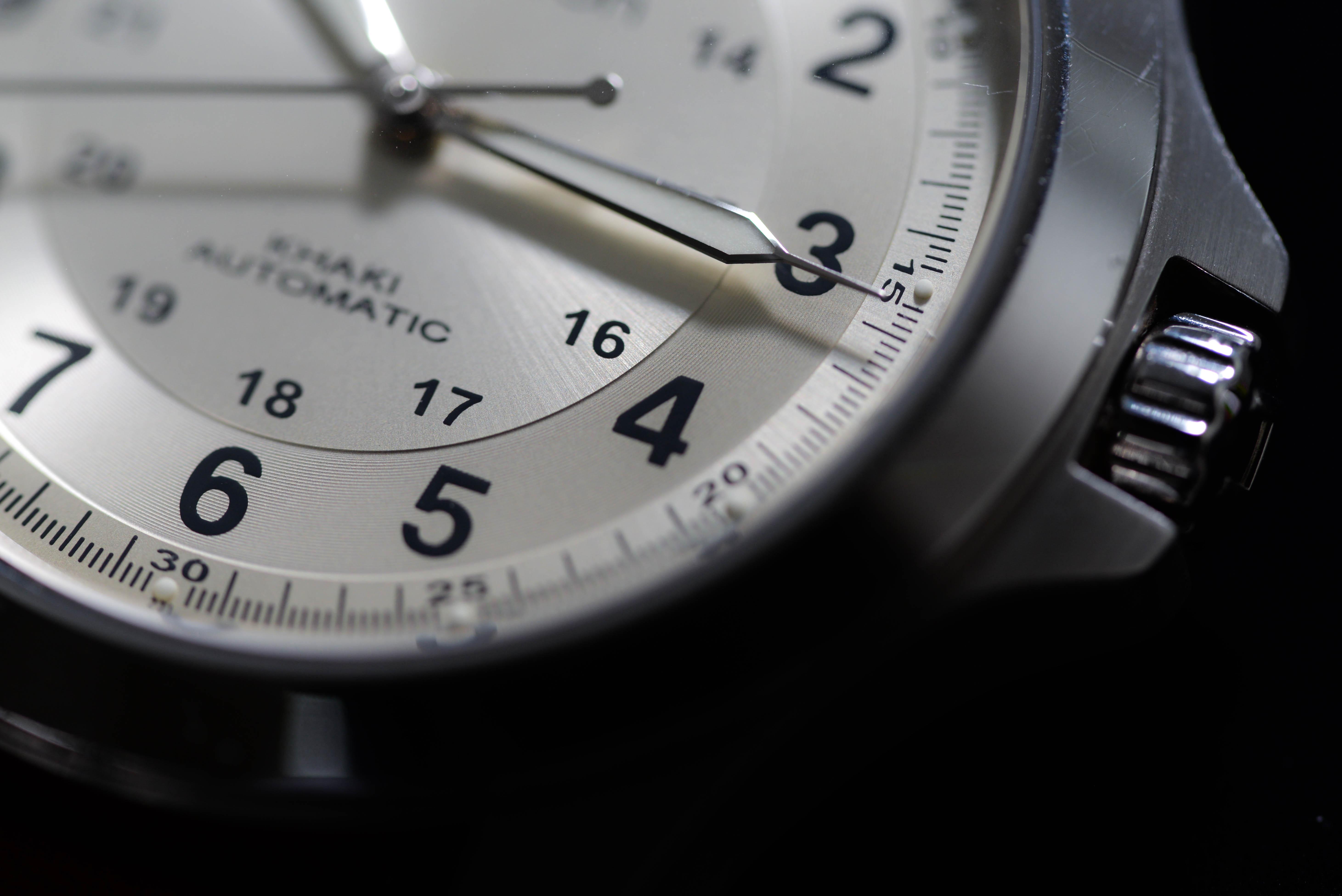 良い時計は上品で色気がある