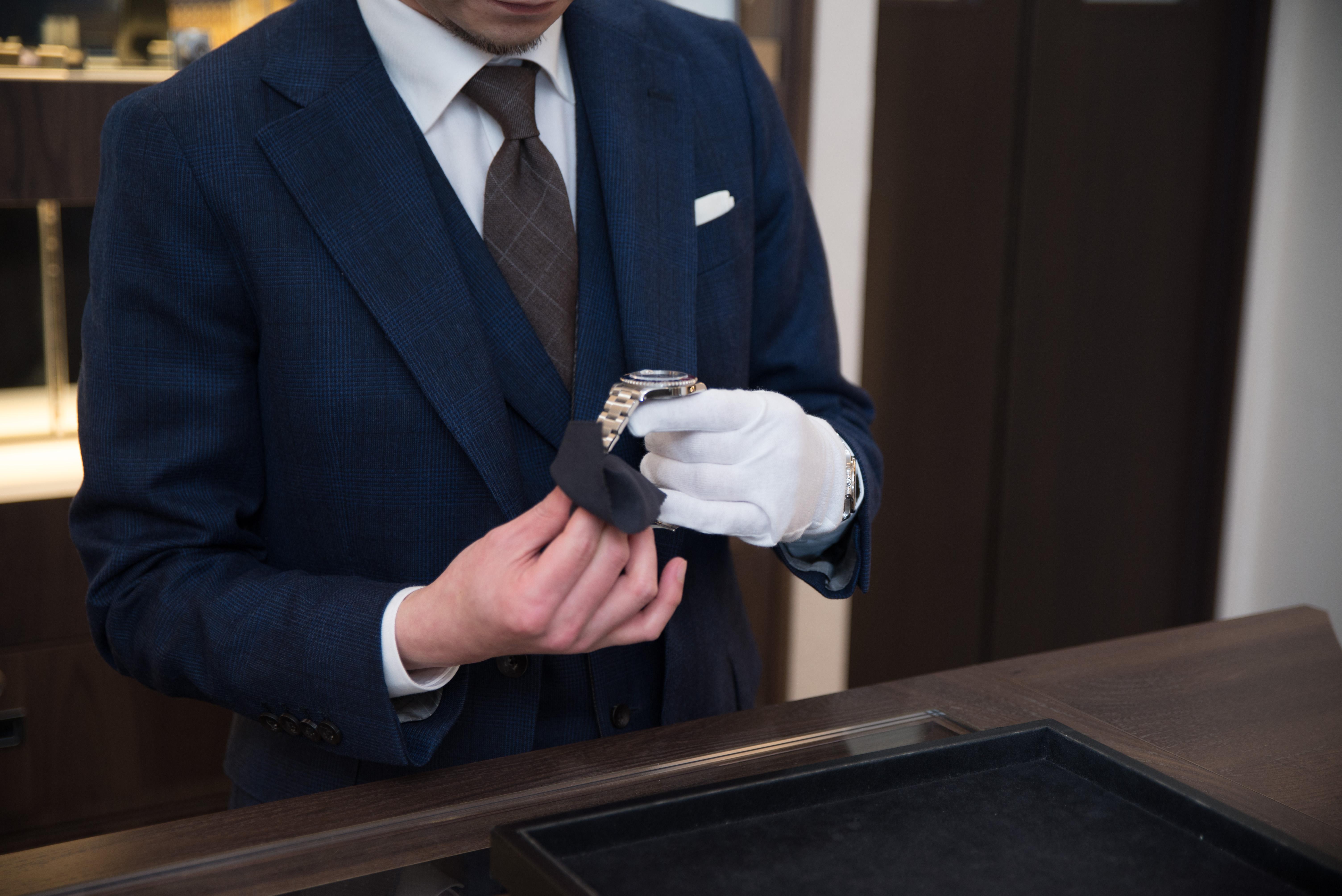 腕時計のプロが推薦するモデル