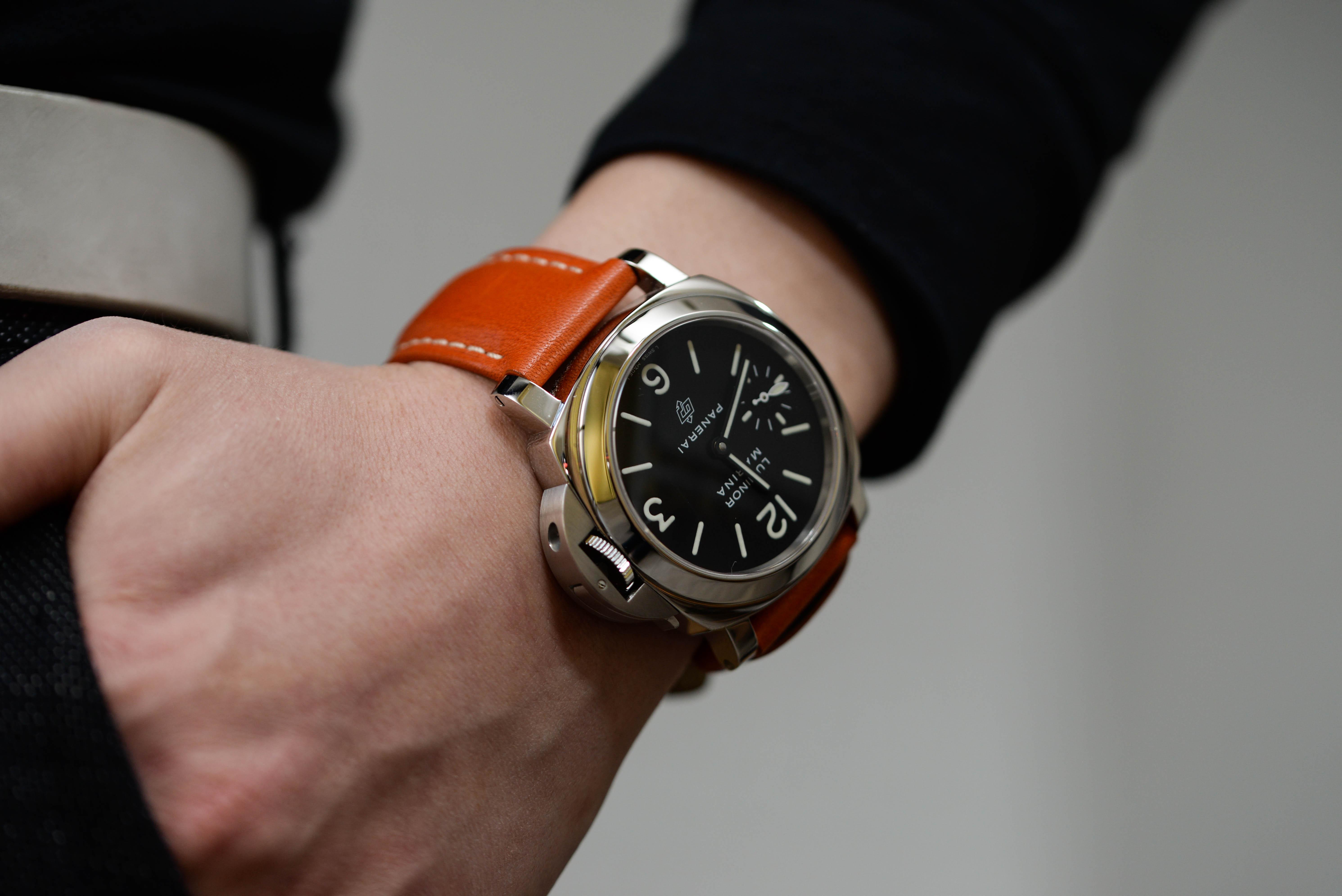 取引先の社長は腕時計が好き