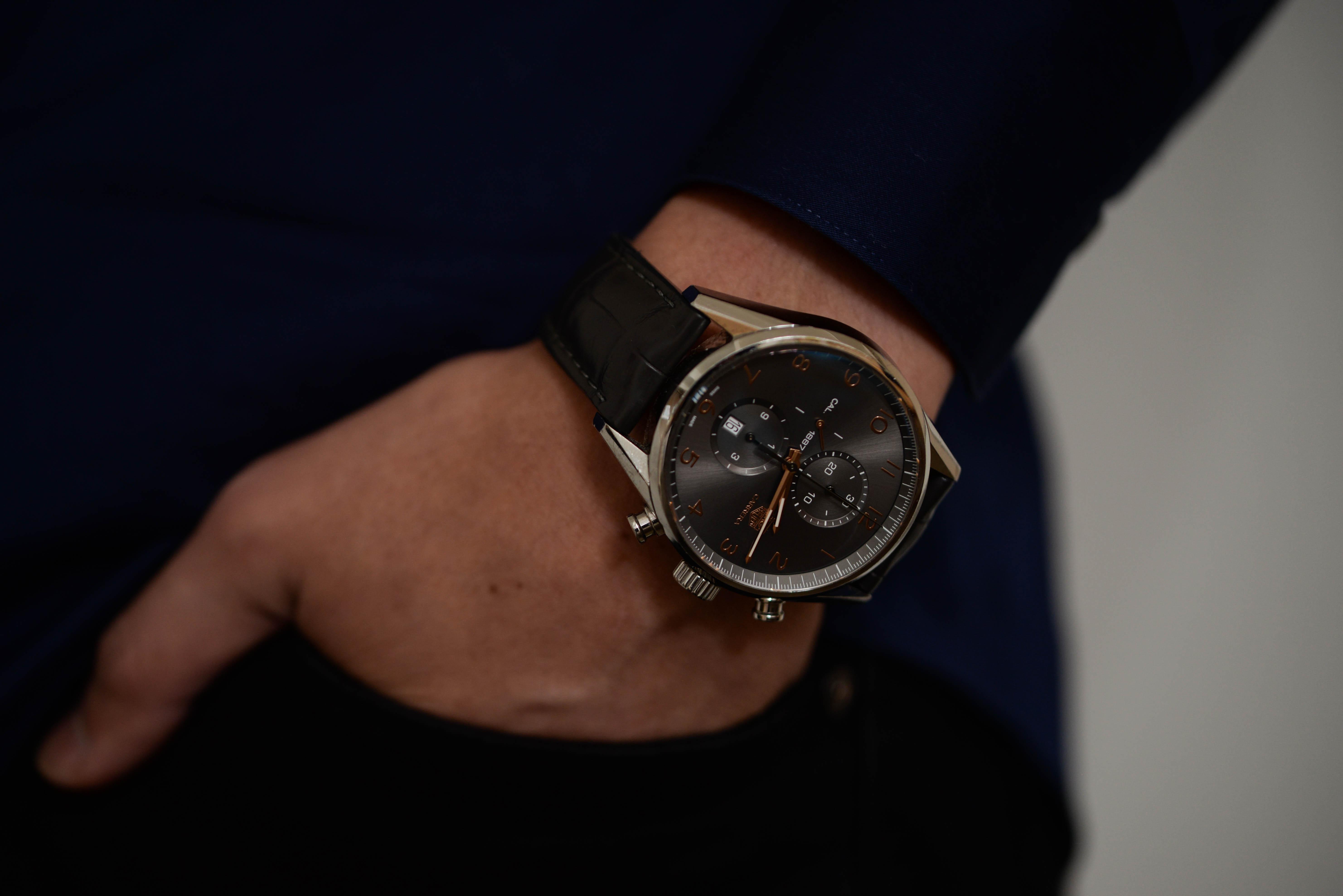 腕時計は男のステータスだと思う