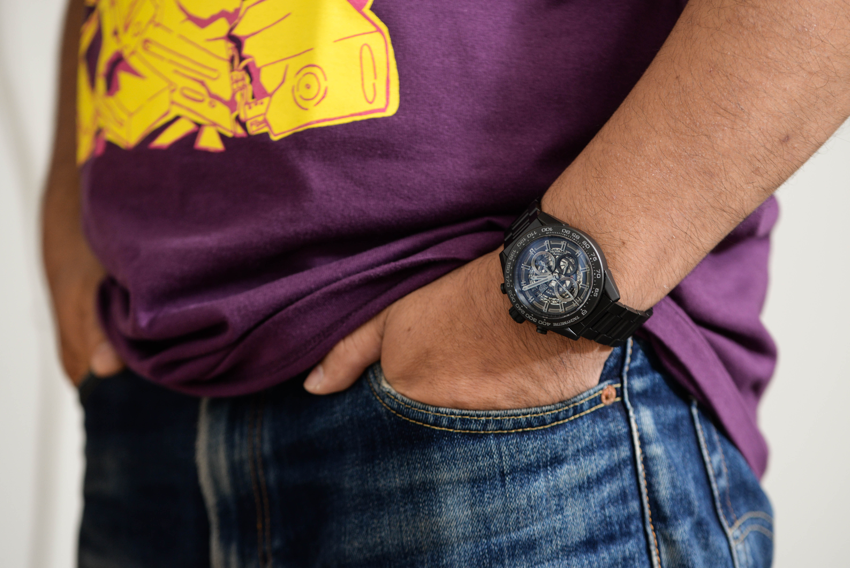 ビジネスマンとして腕時計のひとつくらい持っておこうと思った