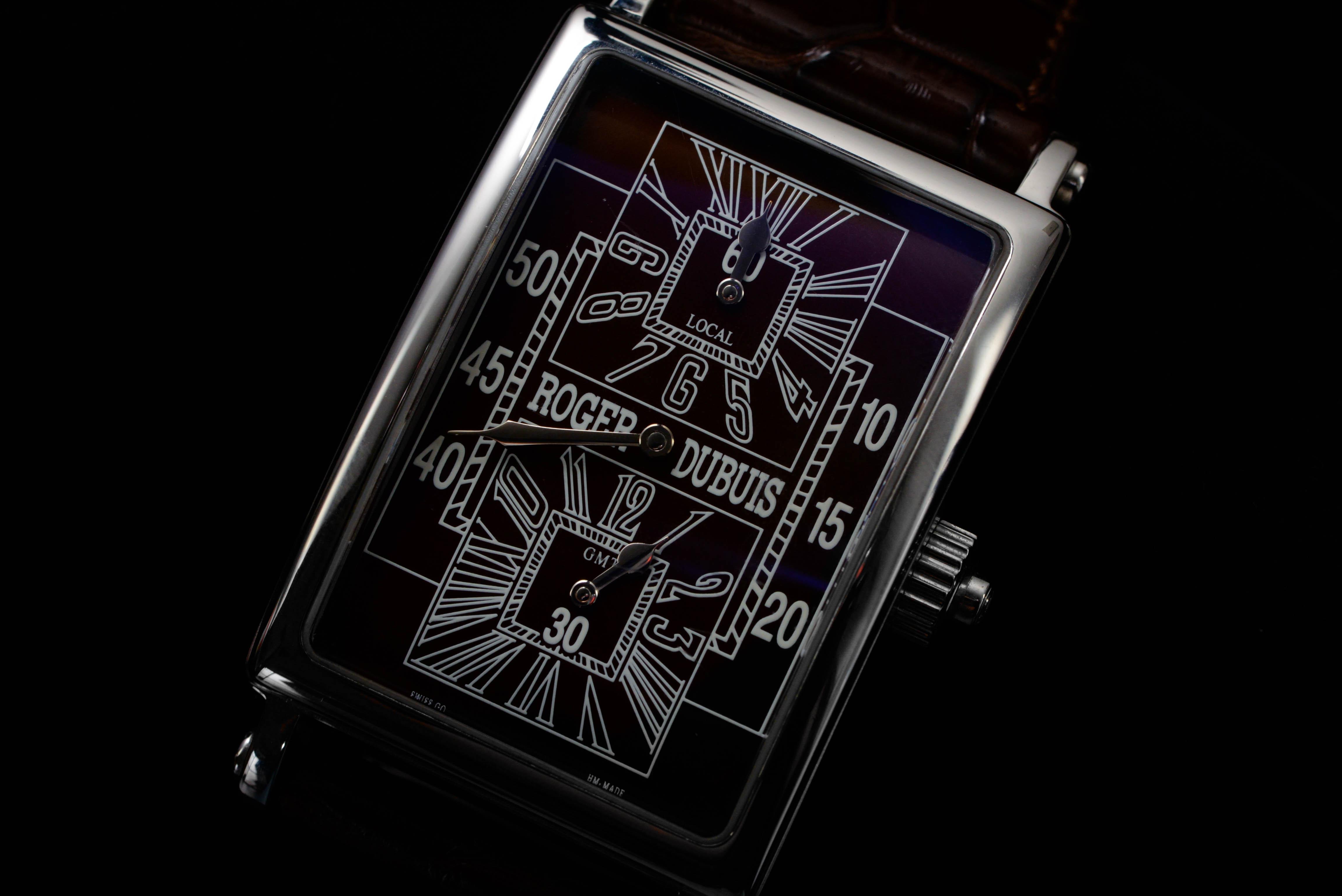 h.taka743さんの腕時計はロジェ・デュブイ マッチモア デュアルタイム