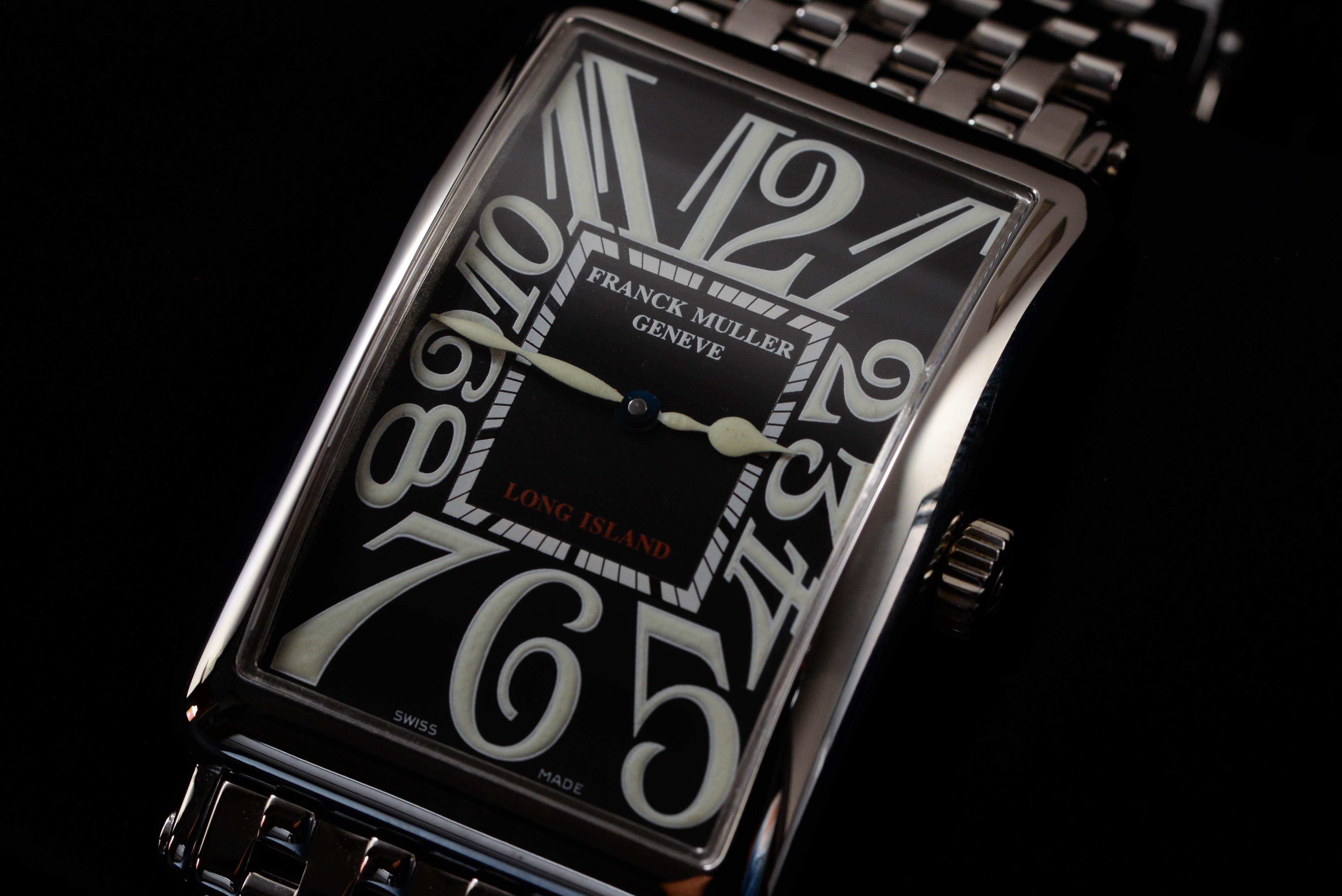 h.taka743さんの腕時計はフランクミュラーのロングアイランド日本限定400本 Ref.1150