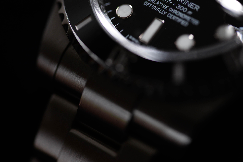 高級腕時計ですがいやらしさがないところがポイント